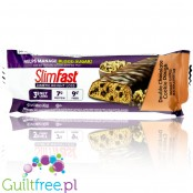 SlimFast Diabetic Weight Loss Double Chocolate Cookie Dough Meal Bar