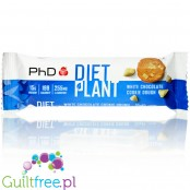 PhD Diet Plant Bar White Chocolate Cookie Dough