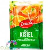 Delecta sugar free orange jelly without sweeteners