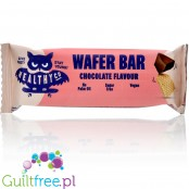 Healthy&Co Wafer bar, Chocolate protein wafer with no added sugar