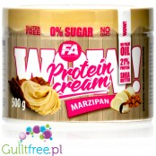 Wellness Line WOW! Protein Cream 500g Marzipan