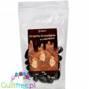 Krukam brazil nuts in chocolate without added sugar