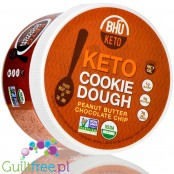 Bhu Foods, Superfood Protein Cookie Dough, Peanut Butter Chocolate Chip