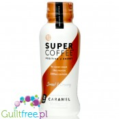 Kitu Super Coffee RTD, Caramel with 10g protein and MCT