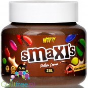 Max Protein WTF sMaXI's Chocolate Buttons - What The Fudge Protein Cream