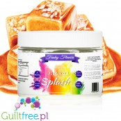 Funky Flavors Splash Salted Caramel - low carb, fat free powdered food flavoring