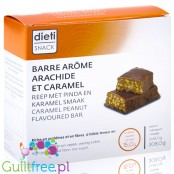 Dieti Meal Snack high protein bar - Caramel & Peanut