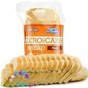 ThinSlim Foods Love the Taste Zero Carb Bread, Plain keto bread without carbohydrates 45kcal
