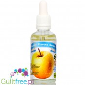 Funky Flavors Sweet Golden Delicious - sugar free liquid flavor with sucralose