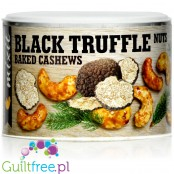 Mixit Black Truffle Nuts - baked cashew with truffle, Hiamlayan salt and colourful pepper
