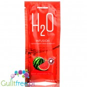 Prozis H2O Infusion Watermelon sugar free instant drink in a sachet, with vitamin C