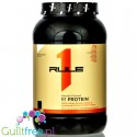 Rule1 R1 Protein Naturally Flavored, Vanila Crème, 25g protein in just 100kcal