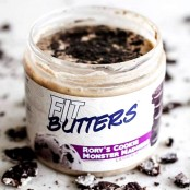 Fit Butters Rory's Cookie Monster Madness Cashew Butter 454g