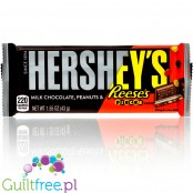 Hershey's Milk Chocolate & Reese's Pieces (CHEAT MEAL)