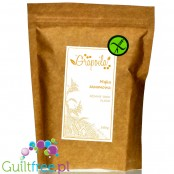 Grapolia highly defatted sesame flour