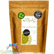 Grapolia highly defatted sunflower seed flour