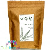 Grapolia highly defatted hemp seed flour