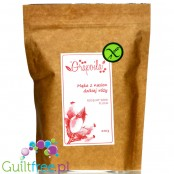 Grapolia highly defatted rosehip seeds flour