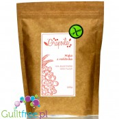 Grapolia highly defatted sea buckthorn seed flour