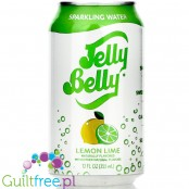 Jelly Belly Sparkling Water 355ml, Lemon Lime