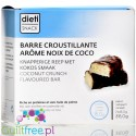Dieti Meal Snack high protein bar Coconut Crunch