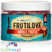 Allnutrition Frutilove Whole Fruits Strawberry In White Chocolate With Strawberry Powder 200 G