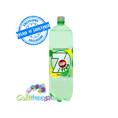 7up Free - carbonated low-calorie