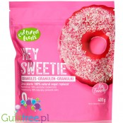 Hey Sweetie - zero kcal sweetener powder with stevia and erythritol