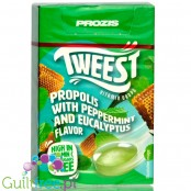 Tweest Vitamin Drops - Propolis with Peppermint and Eucalyptus Flavor 50 g