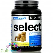PEScience Select Protein (2lbs) Peanut Butter Cookie
