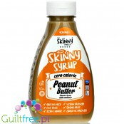 Skinny Food Zero Calorie Peanut Butter no calorie syrup