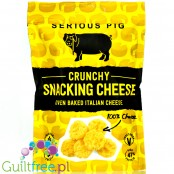 Serious Pig Crunchy Snacking Cheese 24g