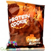 FitKit Protein Cookie Caramel Mousse 50gr