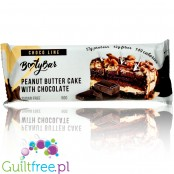 Booty Bar Peanut Butter Cake & Chocolate - protein bar 17g of protein & 142kcal
