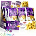 Just The Cheese Wisconsin Cheddar Chips BOX x 16sztuk 02/2022