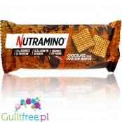 Nutramino Nutra-Go Chocolate protein wafer with creamy chocolate filling