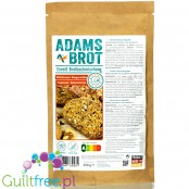 Adam's Walnut Baguette - low-carbohydrate baguette with walnuts, baking mix