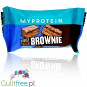 MyProtein Double Dough Brownie Chunky Chocolate