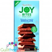 Russell Stover No Sugar Added Joy Bites, Smooth Creamy Milk Chocolate, 37% Cocoa