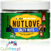 Nutlove Salty Nuts - pecans & cashews baked with rosemary and lemon grass