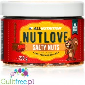 Nutlove Salty Nuts - baked smoked cashew in smoked paprika coating