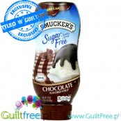 Smucker's Sugar free chocolate flavored syrup