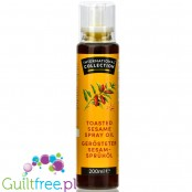 International Collection Cooking Spray Sesame Oil (200ml)