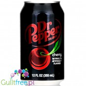 Dr Pepper Cherry (CHEAT MEAL) 355ml import USA