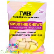Tweek Sweets With Benefits Smoothie Chews with no added sugar & 64% fiber content