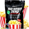 BioTech USA Iso Whey Zero Popcorn 0,5kg, lactose free, summer 2020 limited edition