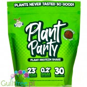 Muscle Moose Plant Party Plant Based Protein Shake Chocolate