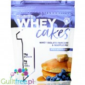 Rule1 R1 Whey Cakes Wild Blueberry