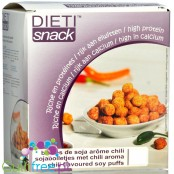 Dieti Snack Soy Puffs Chilli