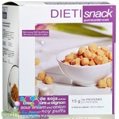 Dieti Snack Soy Puffs Sour Cream & Onion
